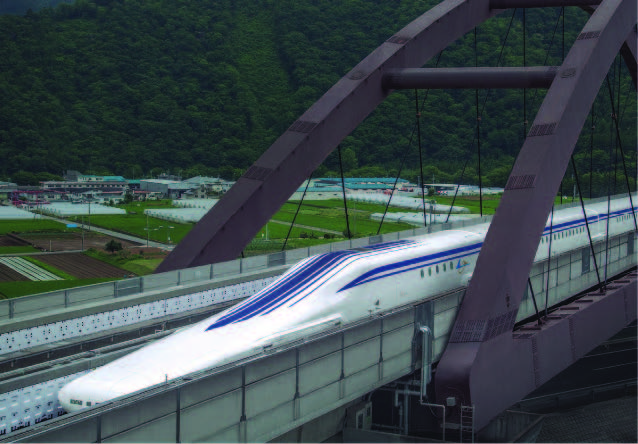 scmaglev train rendering